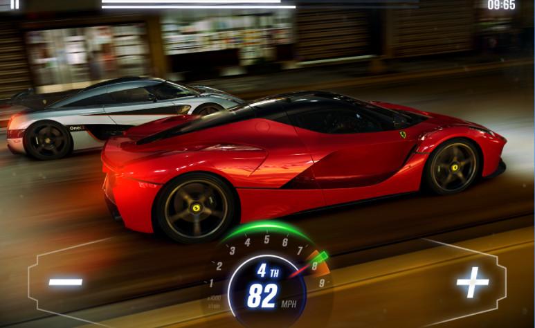 CSR Racing 2超美畫面